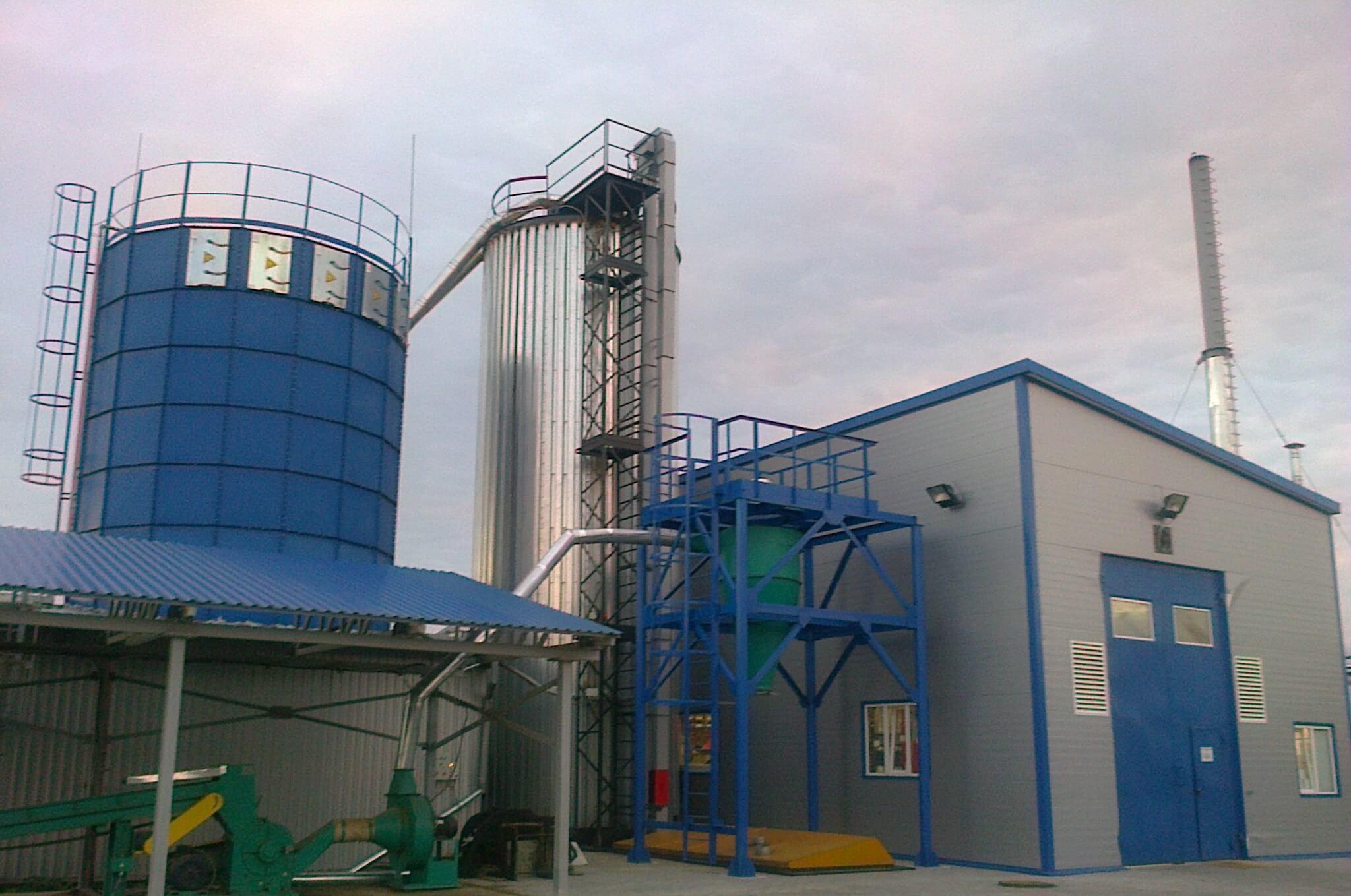 Котельня потужністю 1,75 МВт в Івано-Франківській області